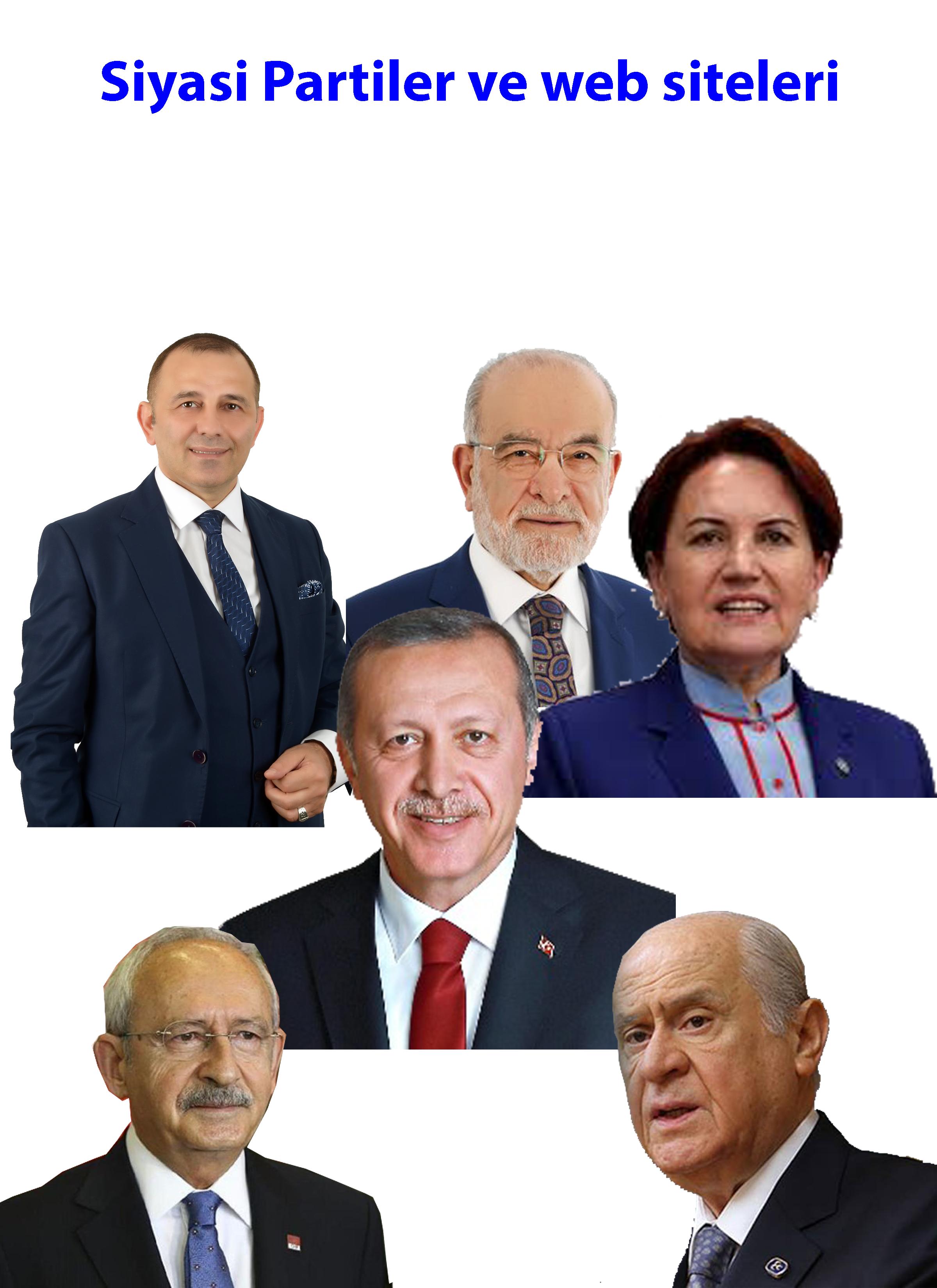 siyasipartilerwebsiteleri