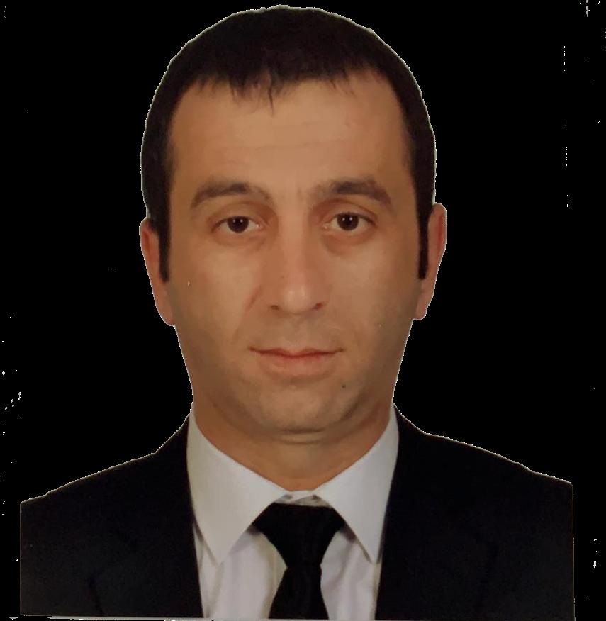 Ekonomi Başkanı Murat ÇEBİ
