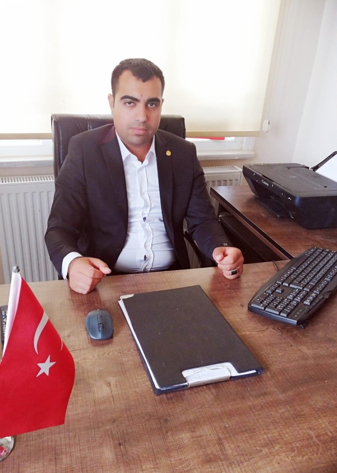 MustafaMALKOÇDiyarbakırİl Başkanı